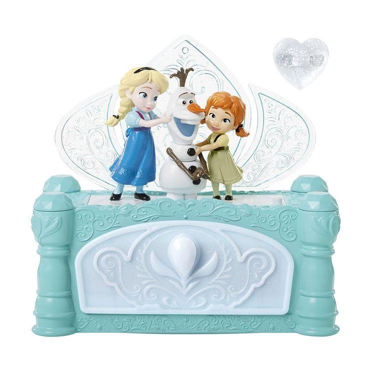 Disney's Frozen Jewelry Box, Multicolor
