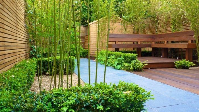 les 25 meilleures id es concernant planter bambou sur pinterest jardiniere pour bambou. Black Bedroom Furniture Sets. Home Design Ideas