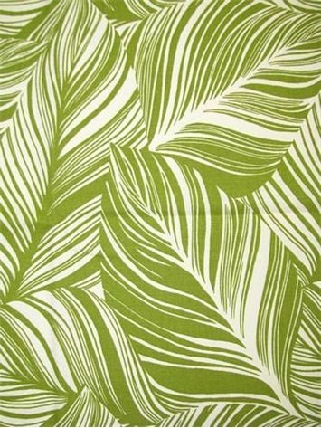 """Fantasy Foliage Fossil.  Tommy Bahama Fabric - Island Memories Collection. 100% cotton canvas up the roll leaf print. Multi purpose home decorator fabric for drapery, upholstery, pillows, top of the bed or slipcovers. V 18"""" / H 13.5"""". Made in U.S.A. 54"""" wide."""