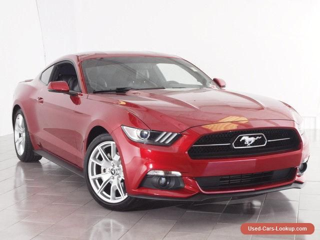 2015 Ford Mustang EcoBoost Premium #ford #mustang #forsale #unitedstates