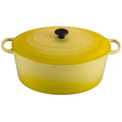 Le Creuset Cast Iron 15.5 Qt. Oval French Oven
