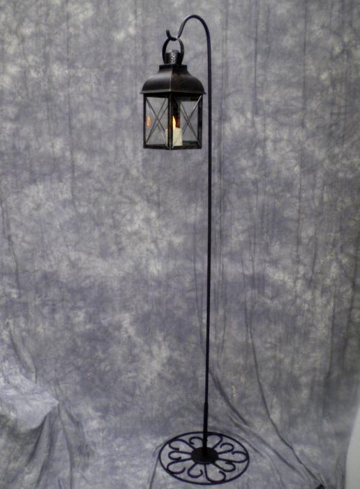Hook Free Standing Lantern Hook Makeascenerentals 6