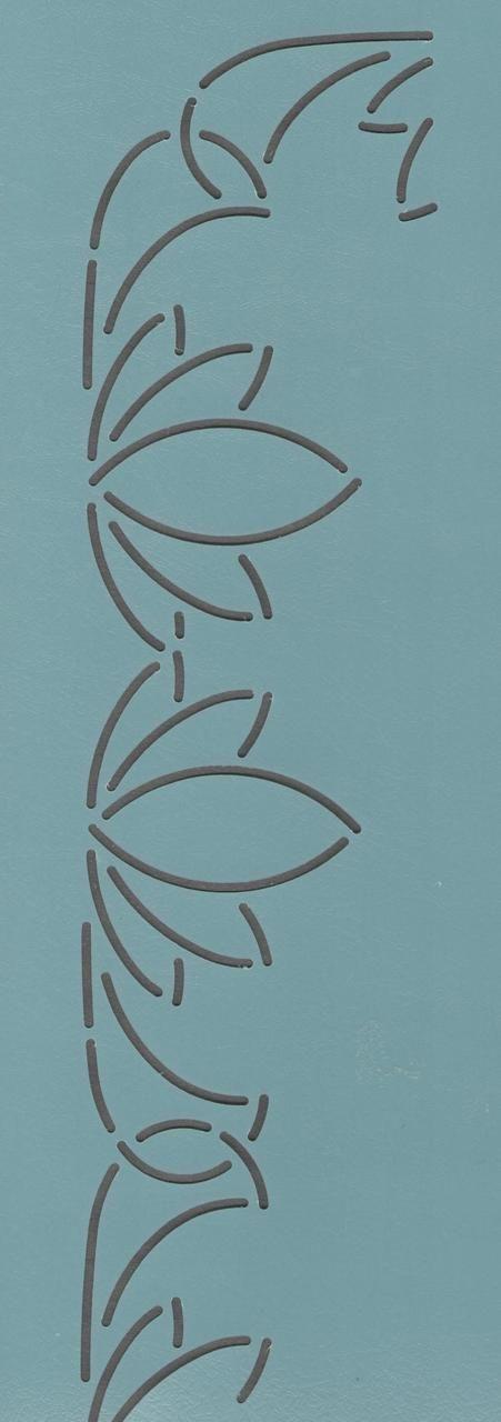 """Zion 88 2"""" - The Stencil Company"""