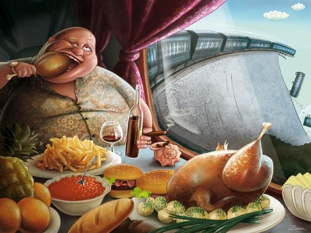Что можно рассказать о характере человека, опираясь на его кулинарные предпочтения?