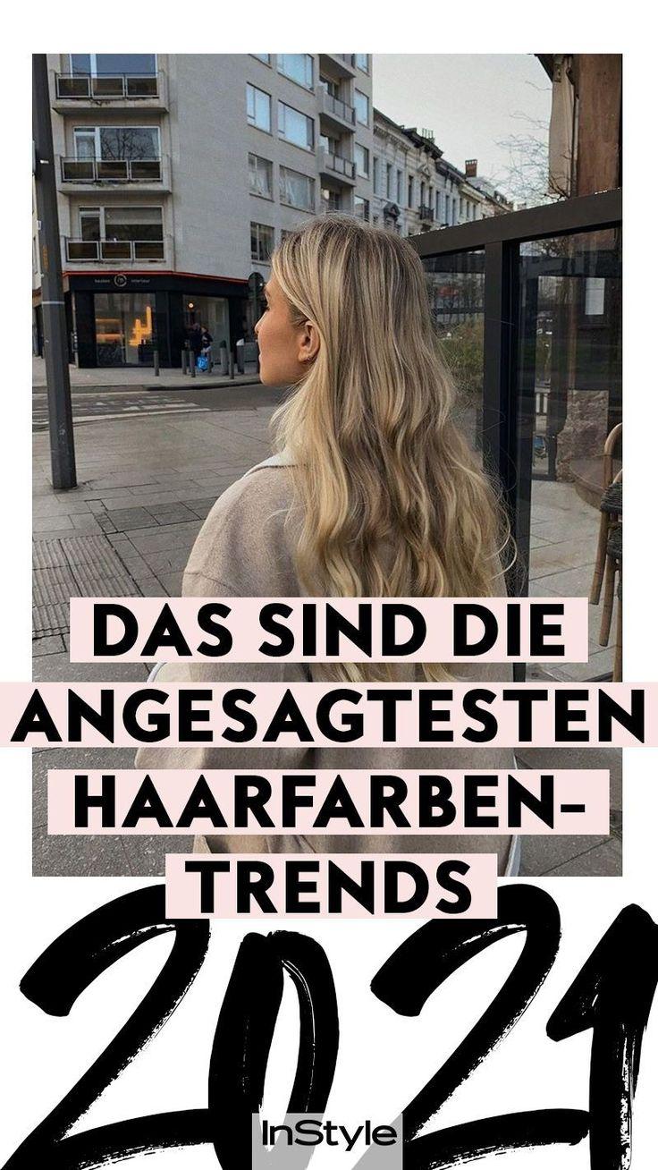 Hair-StylistInnen verraten: Diese Haarfarben-Trends sind ...