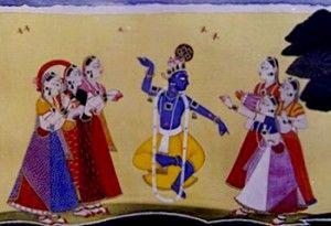 Glorious Krishna