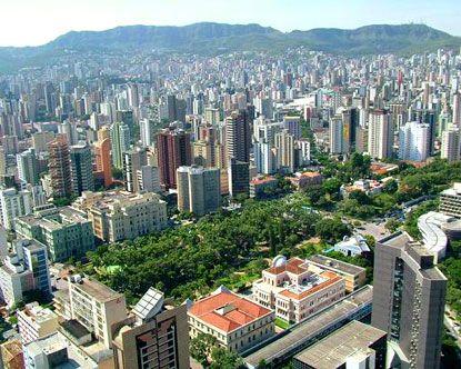 Belo Horizonte, Brazil.