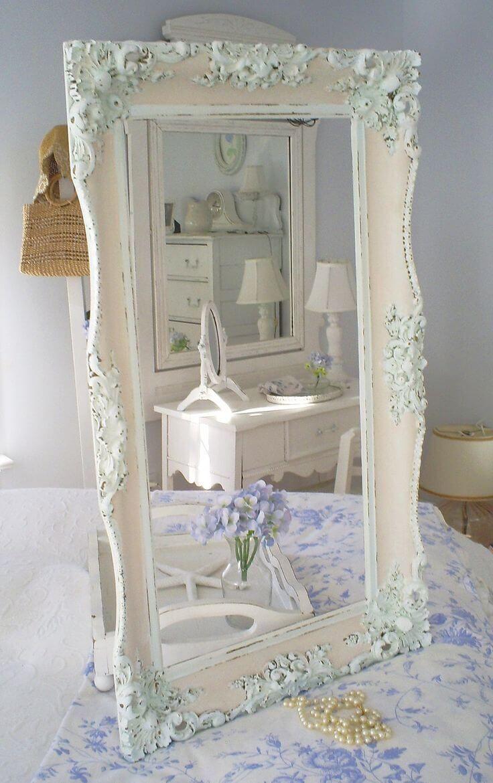 35 erstaunlich hübsch Shabby Chic Schlafzimmer Design und Dekor-Ideen