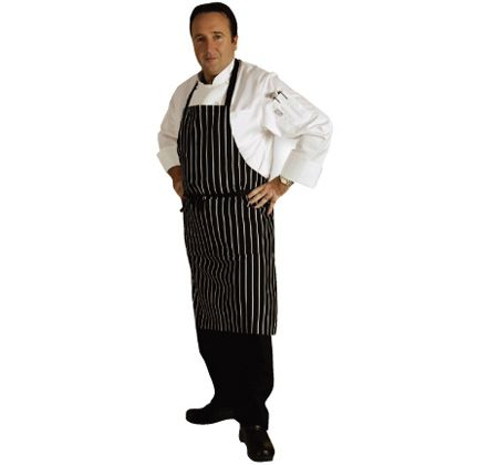 Butchers Apron at Chef Clothing   Ignition Marketing Corporate Clothing