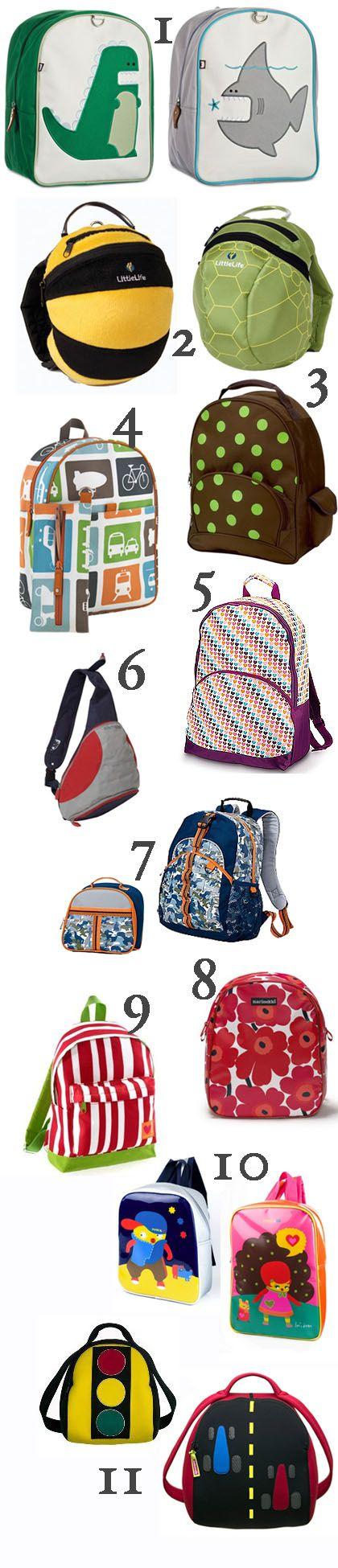 backpack tutorials