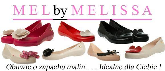 Mel by Melissa najlepsze buty dla Kobiet!  #melbymelissa #mel #melissa #sandały