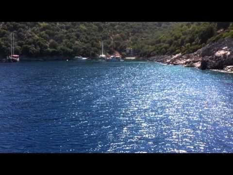 Göcek 12 Adalar - Vlog - YouTube