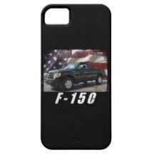 2013 F-150 Regular Cab STX iPhone SE/5/5s Case