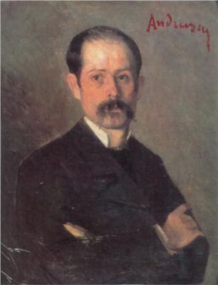 Self-Portrait - Ion Andreescu (Romania)
