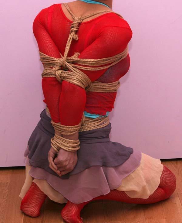 Ultra tight bondage