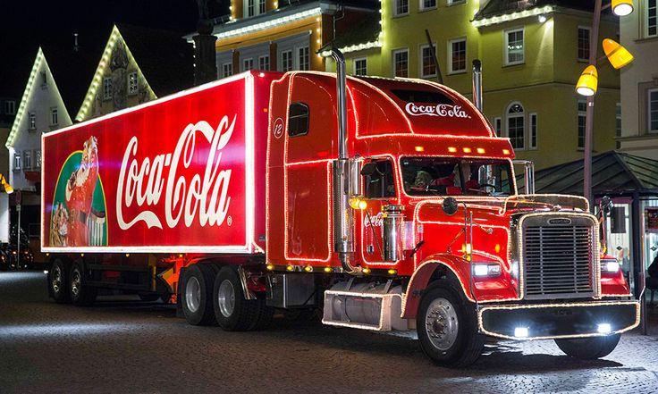 coca cola weihnachtstruck 2016 | Coca-Cola-Weihnachtstruck ©Foto: Coca-Cola | nh