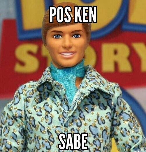 Pos ken sabe. We should hang this somewhere.