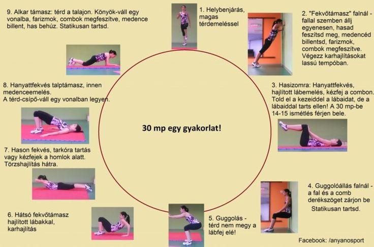 Sikerült az előző 3 hetet végig csinálni? Lassan már hiányzik a mozgás, ha egy nap kihagyod, igaz?:-) A 4. hét célkitűzései: növelem a mozgásom...