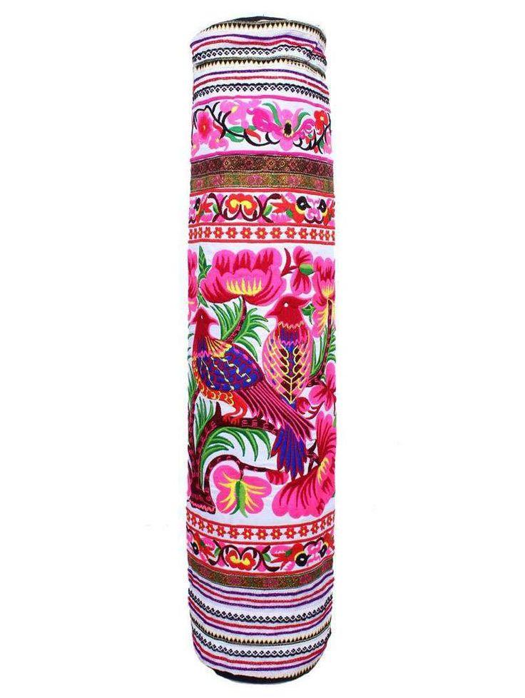 Сумка для Вашего коврика для йоги Антикай. Производство ткани Северный Тайланд  Доставка по всему миру