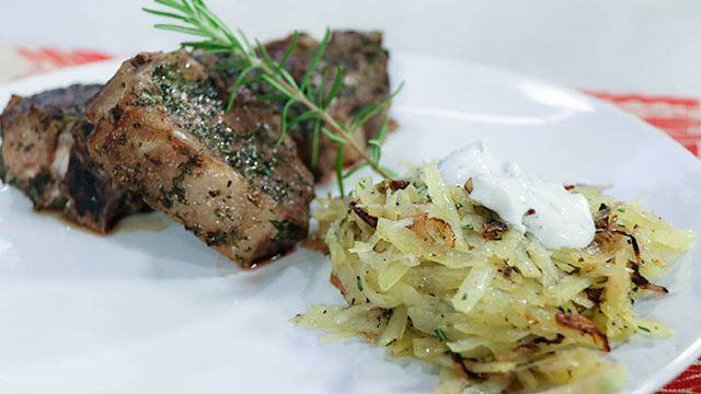The Marilyn Denis Show | Easy Oven Baked Lamb Chops For Whenever You Need To Whip Up A Family Feast