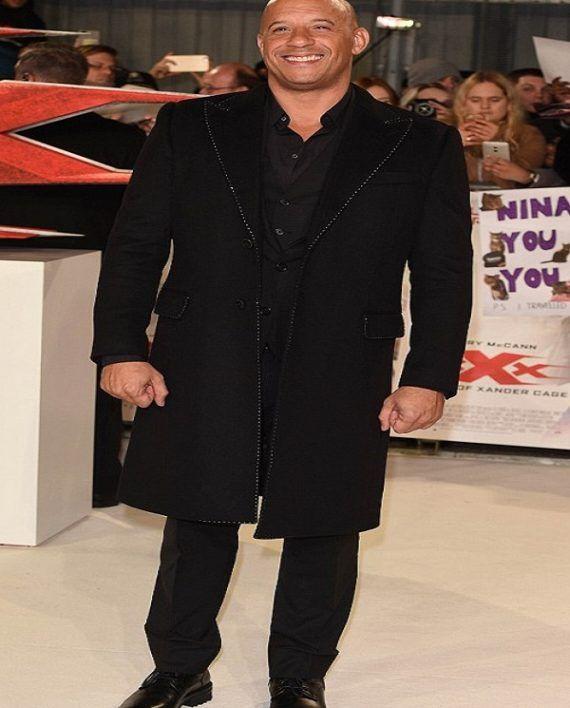 Vin Diesel xXx 3 Movie Premiere Coat (6)