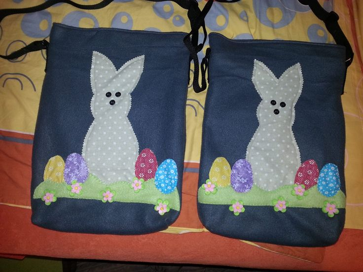 Petra Handbag Sewing Easter Bunny