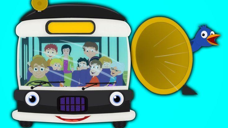 Ruedas en el autobús   Cartoon para los niños   canción infantil popular...Wheels on the Bus videos para niños con animaciones, para todos ustedes bebés para disfrutar! Así que disfrute de las ruedas de sus autobuses favoritos dando vueltas y vueltas! #Niños #preescolares #educativo #nurseryrhymes #aprendizaje #wheelsonthebus #rimas #kidsvideos #kindergarten #parenting