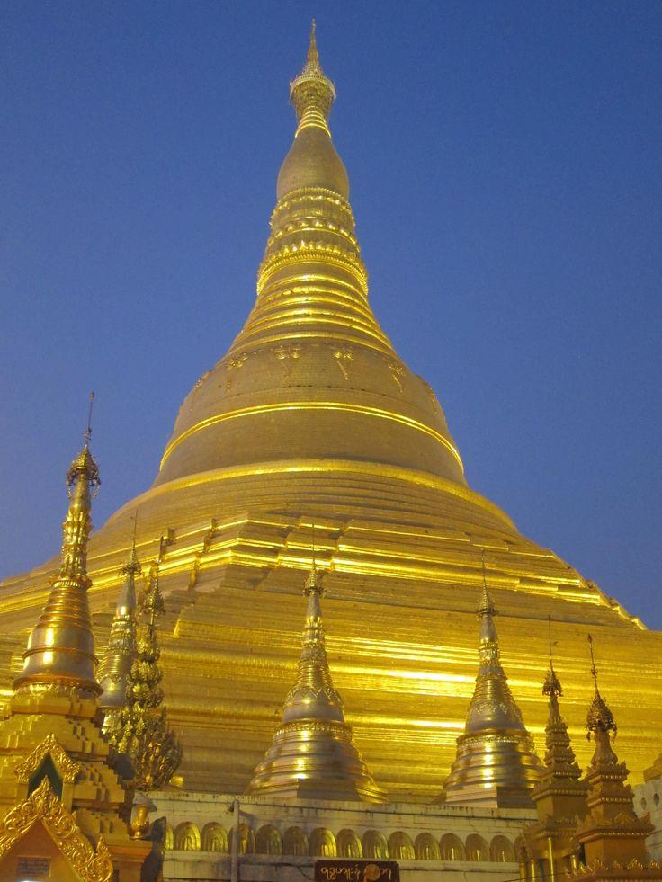 Swedagon Paya Yangon