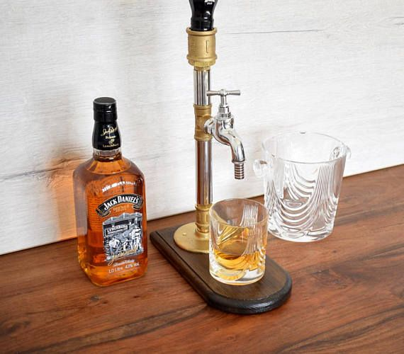 Alcohol dispenser Christmas Gift Anniversary Gift Gift for