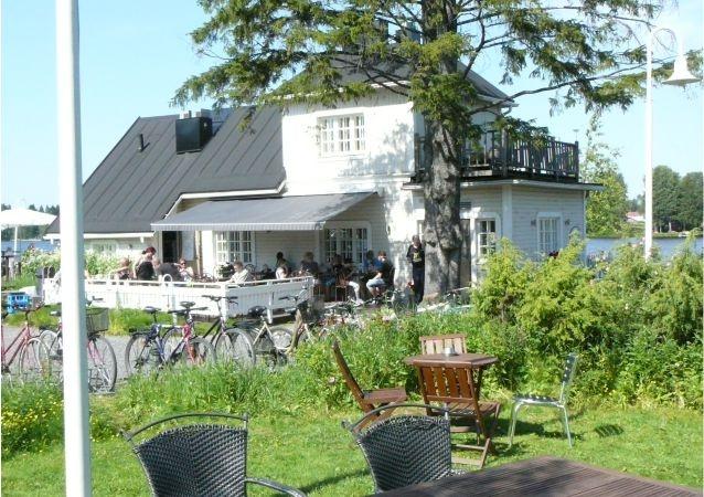 Koivurannan kahvila, Oulu