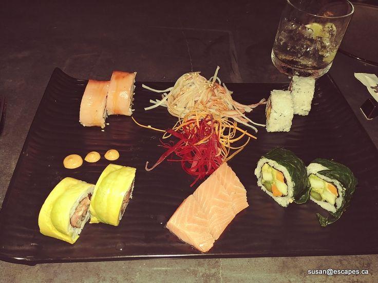 Unico 2087. Superb sushi