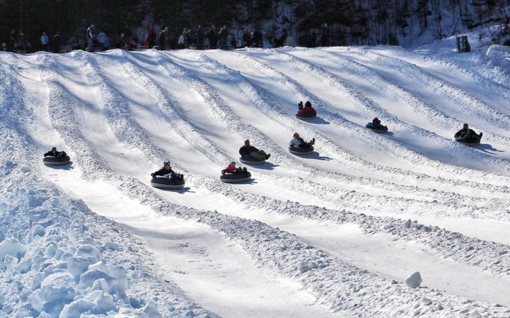 Things to Do on Winter Vacation in Maggie Valley