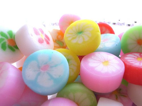 JAPANESE SWEETS -Candy-