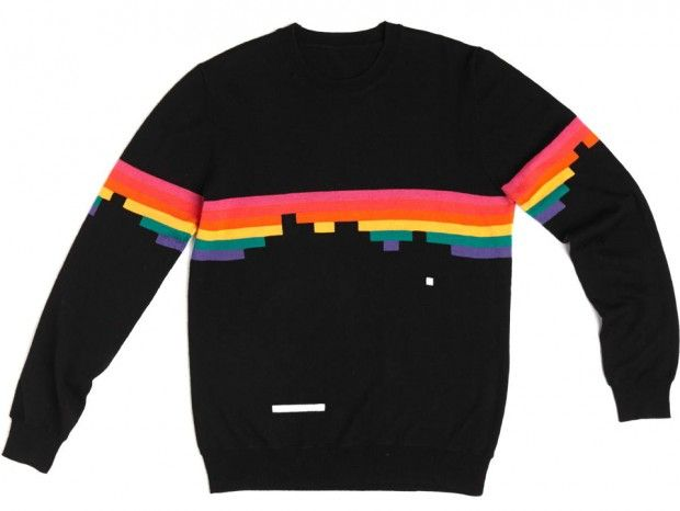 Super Breakout sweater