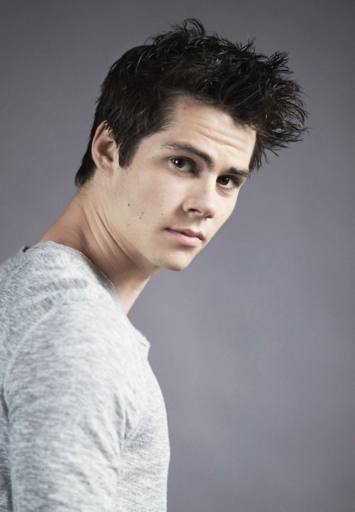 Dylan O´Brien hits me with his beautiful face and smile everyday