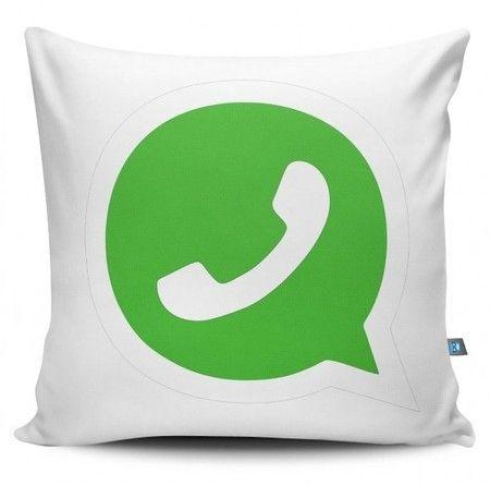 Almofada Criativa WhatsApp