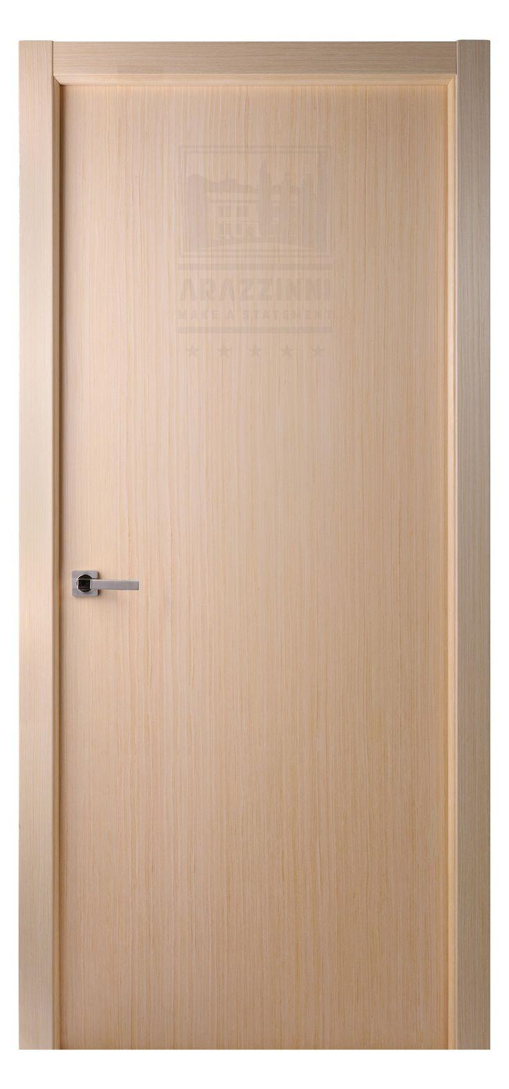 Arazzinni classica ultra 8 ft interior door bleached oak for Interior 8 foot doors