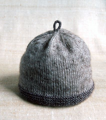 Whit's Knits: Heirloom Hats for Newborns - The Purl Bee - Knitting Crochet Sewing Embroidery Crafts Patterns and Ideas!