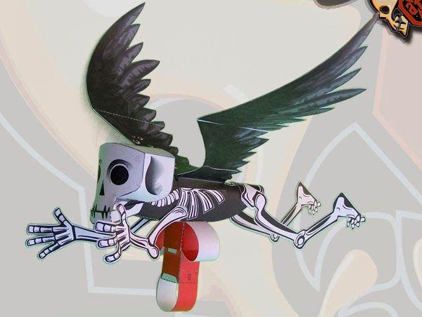 The Angel of Death / El Angel de la Muerte ~ GRISCATRINA