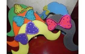 moldes de sombreros de goma espuma - Buscar con Google