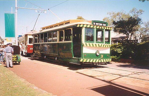 Ballarat 31 at Whitehead Park in Perth.