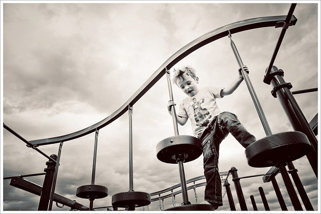 Cool playground photo