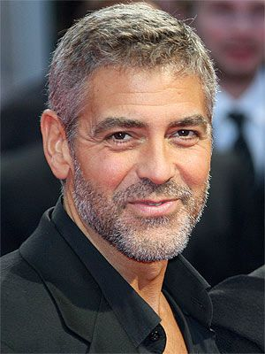 George Clooney.....just so darn handsome!