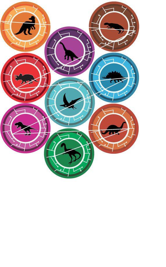 Setdino1 Animal Trading Cards Wild Kratts