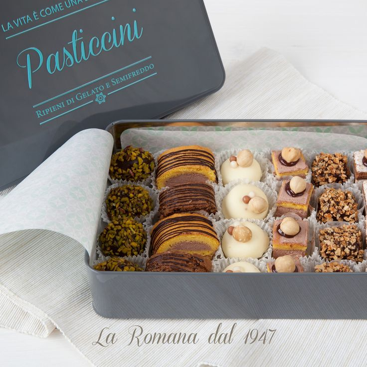 NEWS 2016 - FROM SATURDAY 7 MAY - Delicious artisan pastry assortment, enriched with creamy gelato and delicate semifreddos.