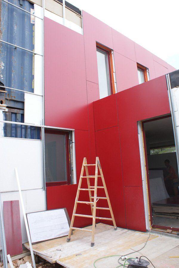 Contiene una Casa, vivienda hecha con contenedores   Experimenta
