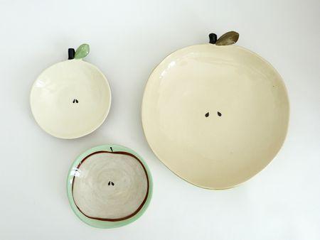 Platpomme, céramiques, Elise Lefèbre