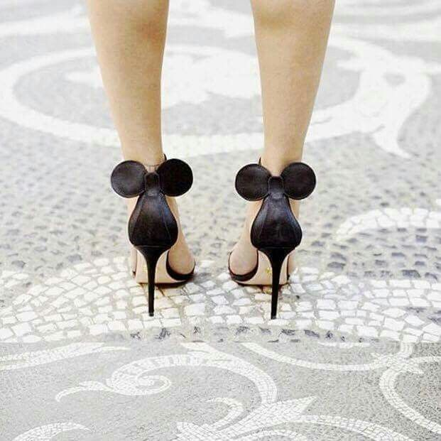 Looking for shoes to wear when you get married at Disney World? Call Destinations 24/7 Travel Services at 443-703-6600 to book your Disney trip today!