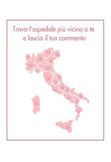 Ospedali con bollino rosa: i dati e l'elenco delel strutture premiate - Bollini rosa: gli ospedali italiani vicini alle donne