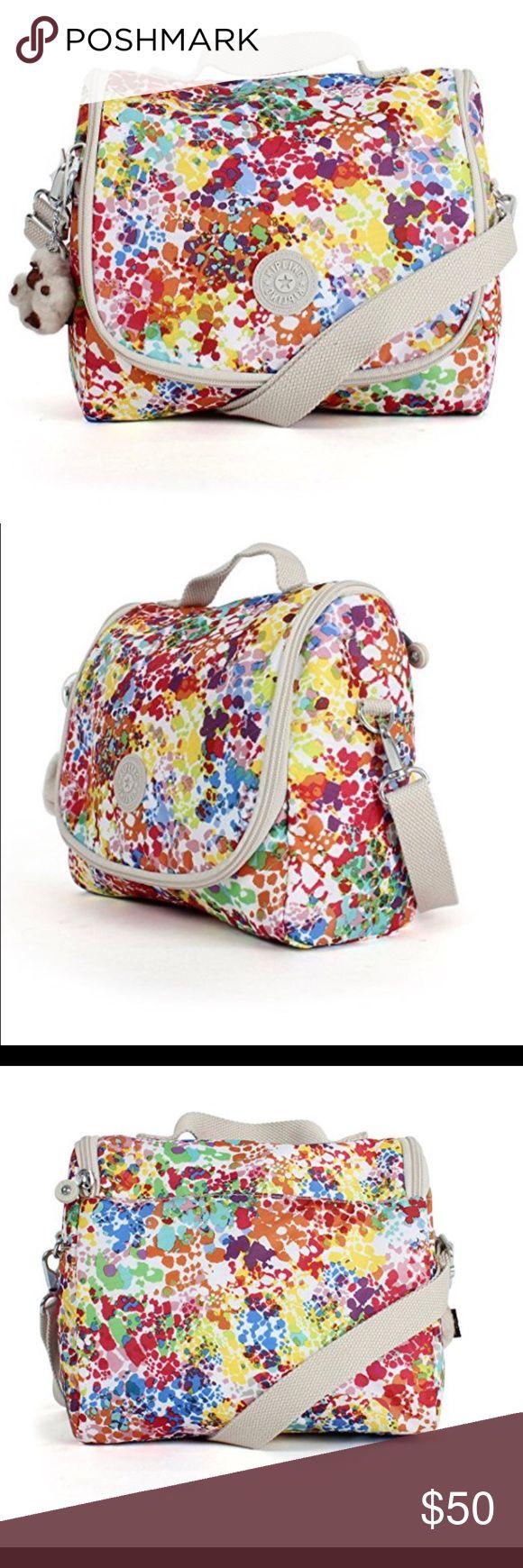 Kipling lunch bag Cross body lunch bag. New in bag. Never used. Kipling Bags Crossbody Bags